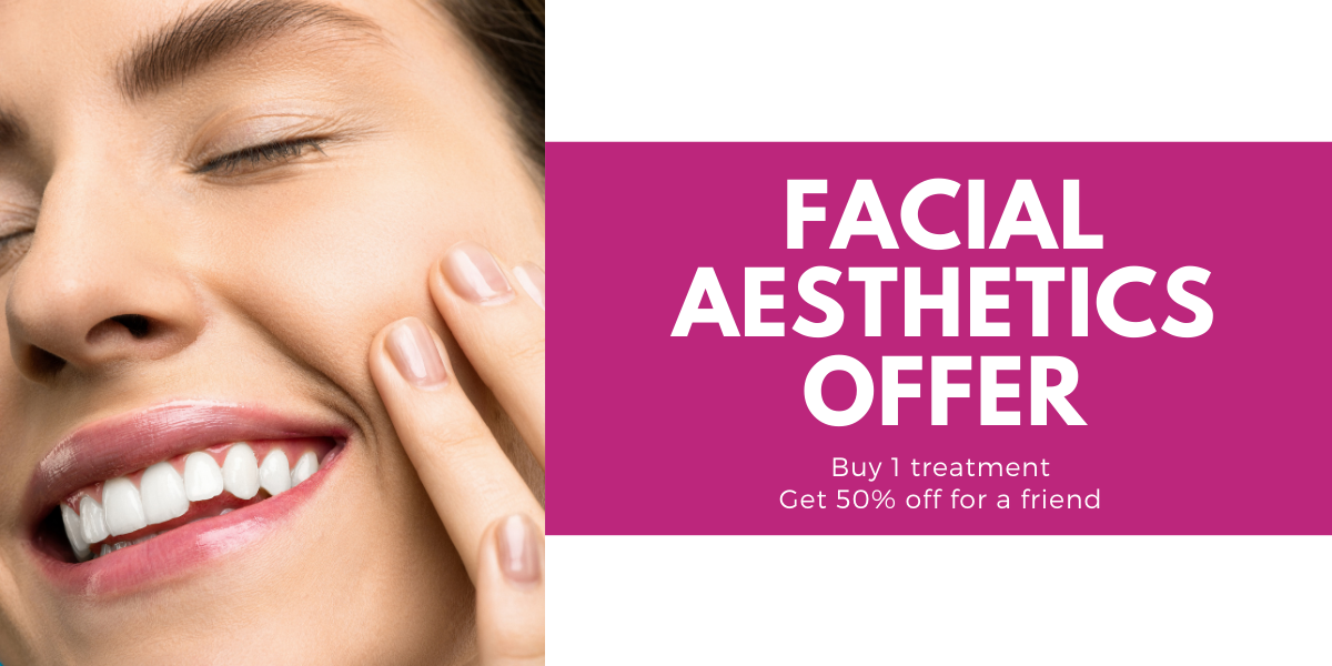 Facial Aesthetic Offer